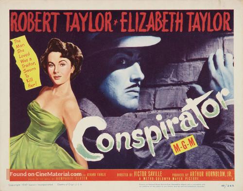Conspirator - Movie Poster