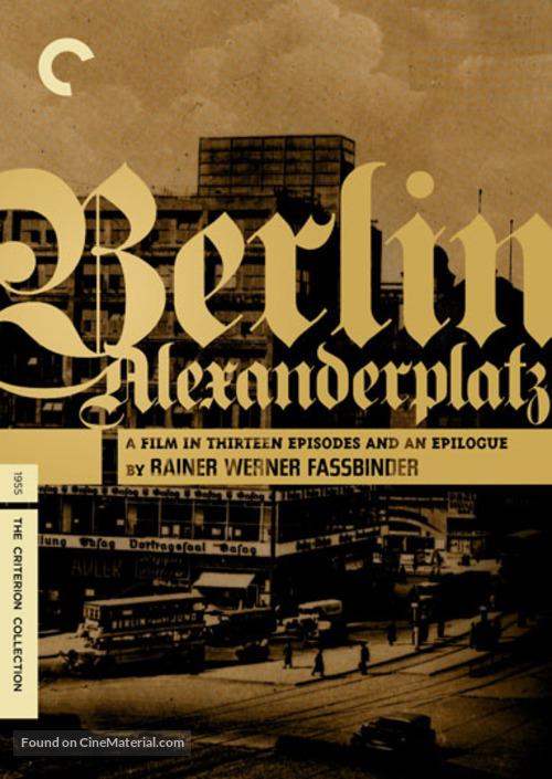 """Berlin Alexanderplatz"" - Movie Cover"