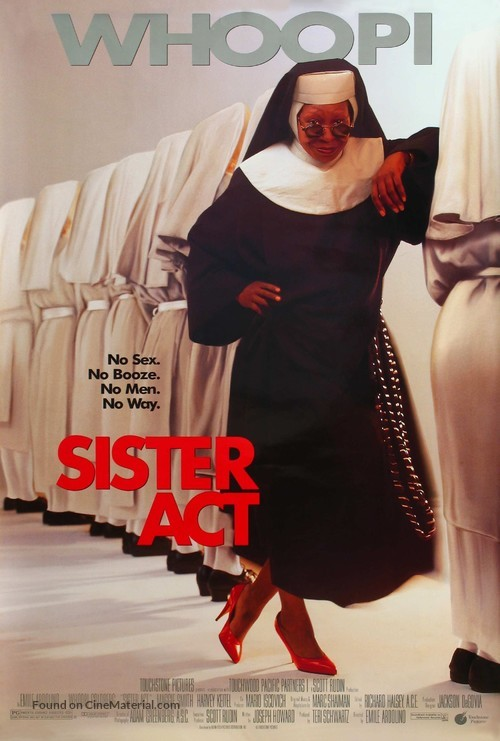 Sister Act - Movie Poster