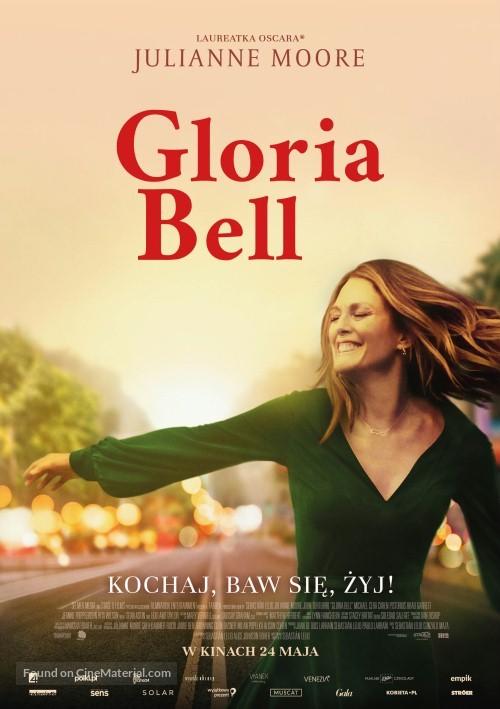 Gloria Bell - Polish Movie Poster