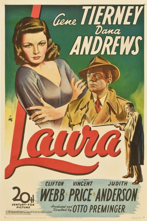 Laura - Movie Poster