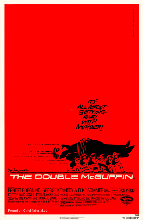 The Double McGuffin - Movie Poster