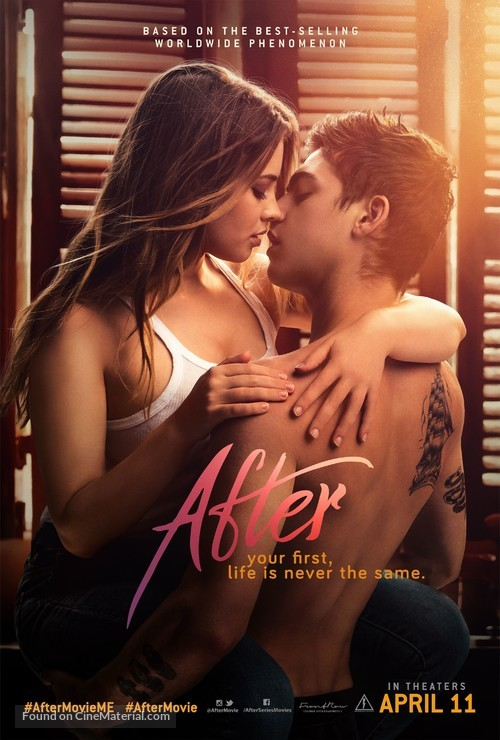 After -  Movie Poster