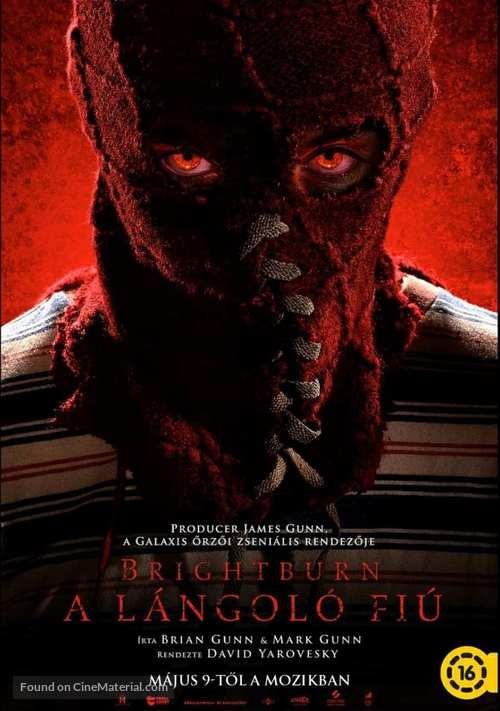 Brightburn - Hungarian Movie Poster