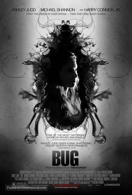 Bug - Movie Poster