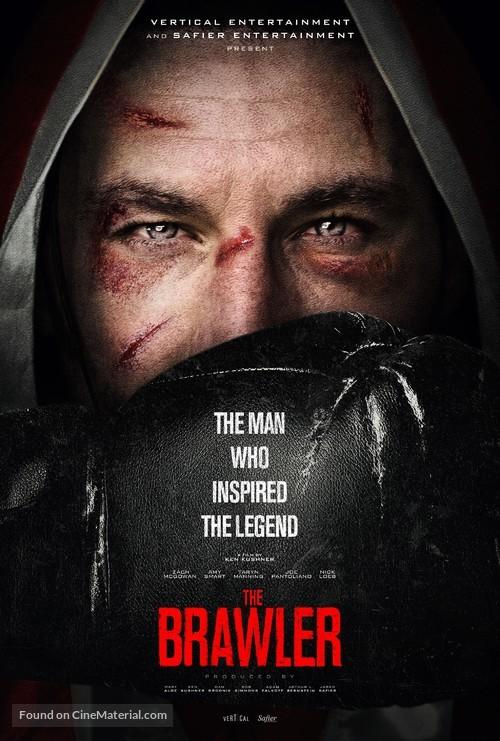 The Brawler - Movie Poster