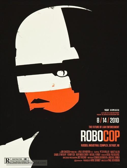 RoboCop - Homage poster
