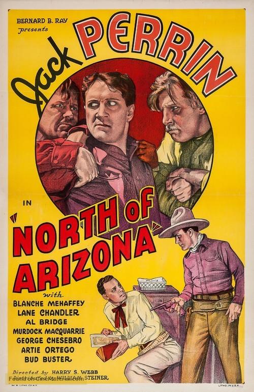 North of Arizona - Movie Poster