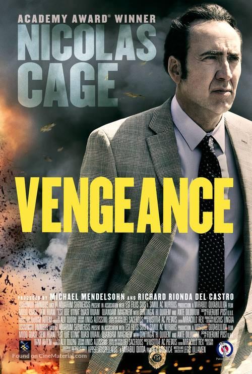 Vengeance A Love Story
