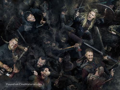 """""""Vikings"""" - Key art"""