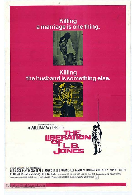 The Liberation of L.B. Jones - Movie Poster