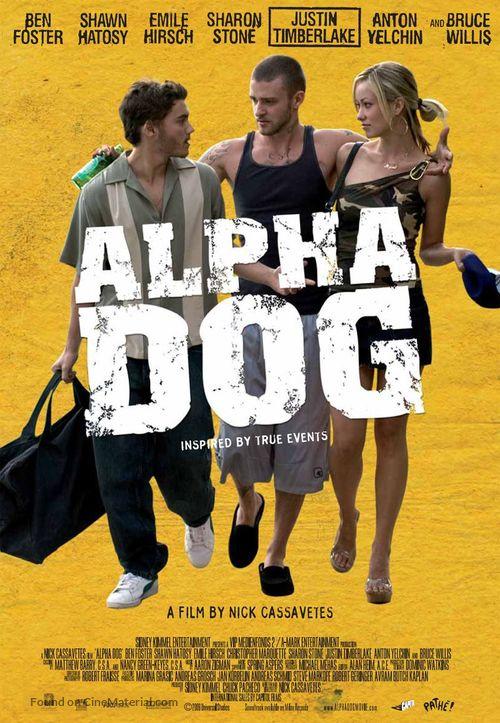 Alpha Dog - Dutch Movie Poster