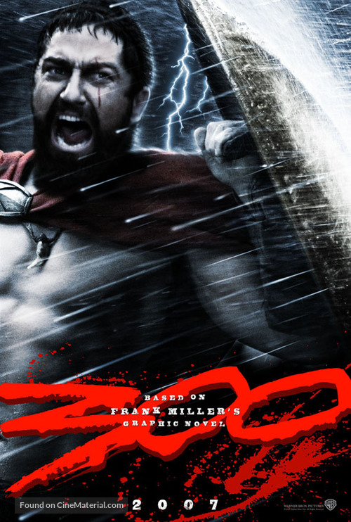 300 - Movie Poster