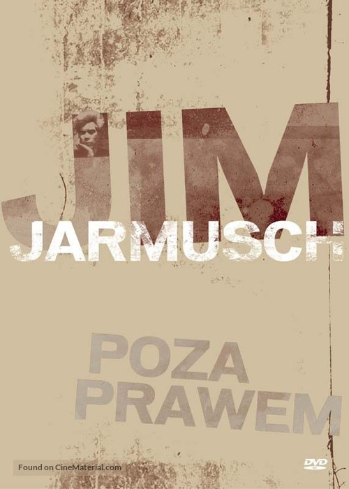 Down by Law - Polish DVD cover
