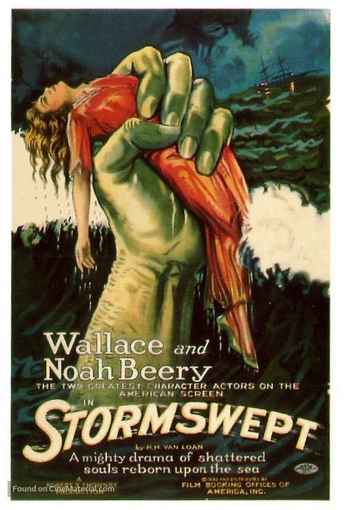 Stormswept - Movie Poster