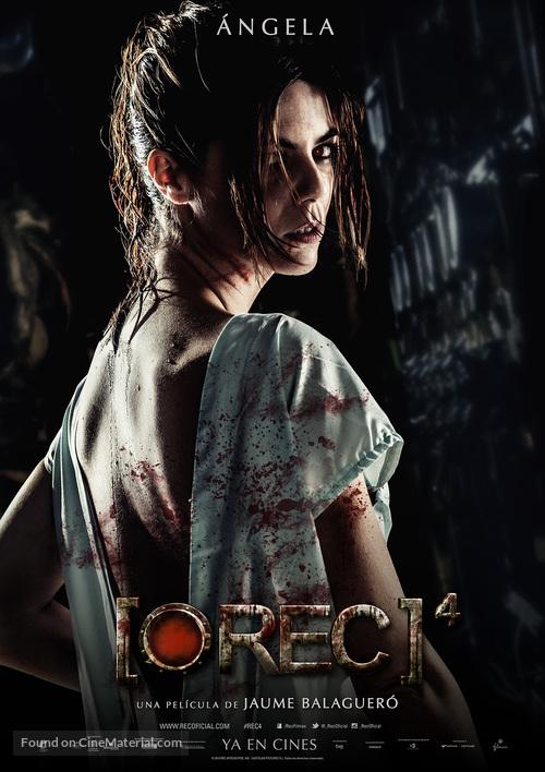 [REC] 4: Apocalipsis - Spanish Movie Poster
