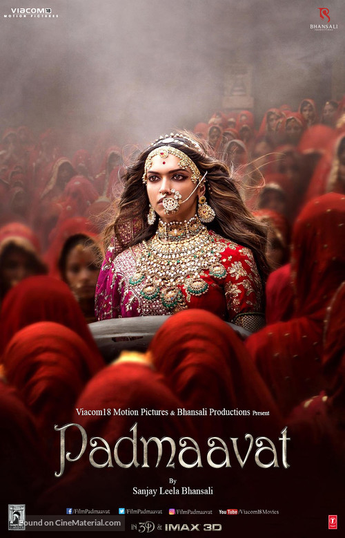 Padmavati - Indian Movie Poster