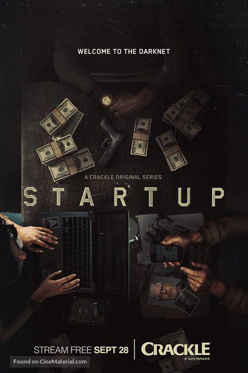 """StartUp"" - Movie Poster"