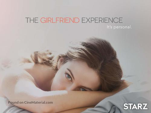 """""""The Girlfriend Experience"""" - Video on demand movie cover"""