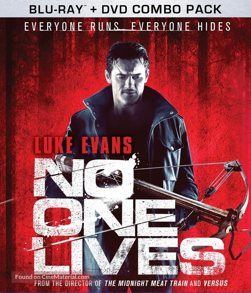 No One Lives - Movie Cover