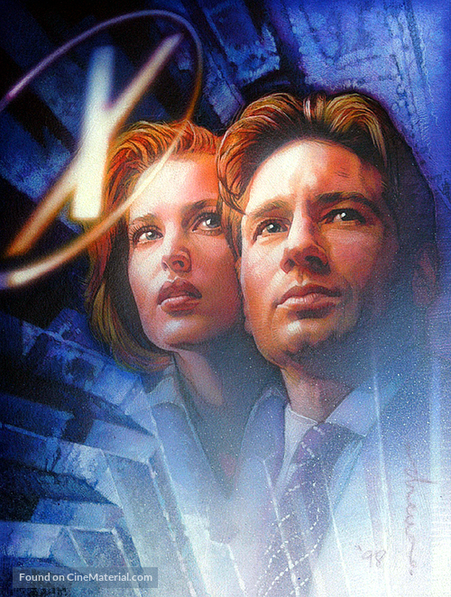The X Files - Key art
