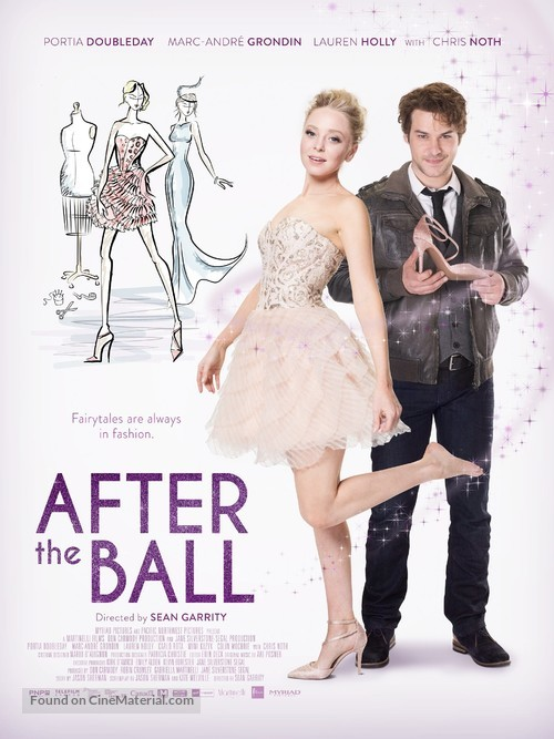 After the Ball - Canadian Movie Poster