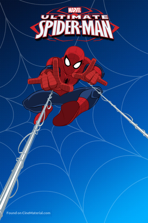 """Ultimate Spider-Man"" - British Movie Poster"