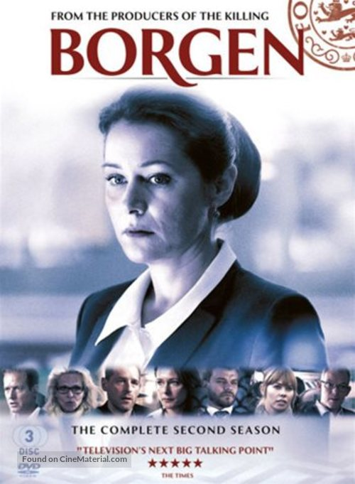 """Borgen"" - Movie Cover"