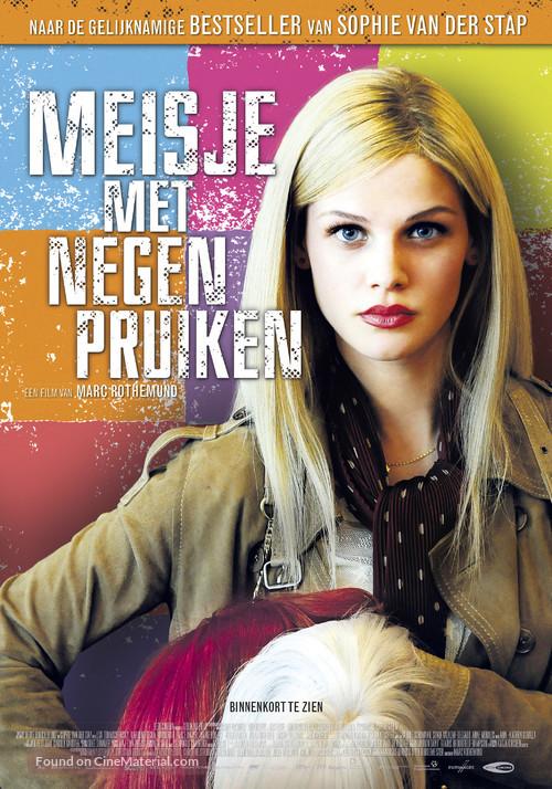 Heute bin ich blond - Dutch Movie Poster