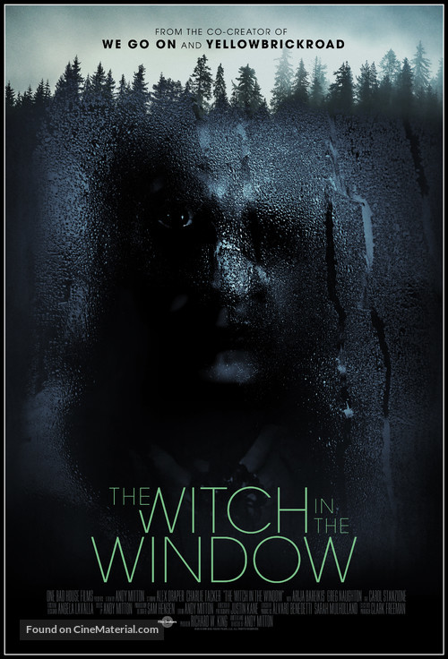 The Witch in the Window - Movie Poster