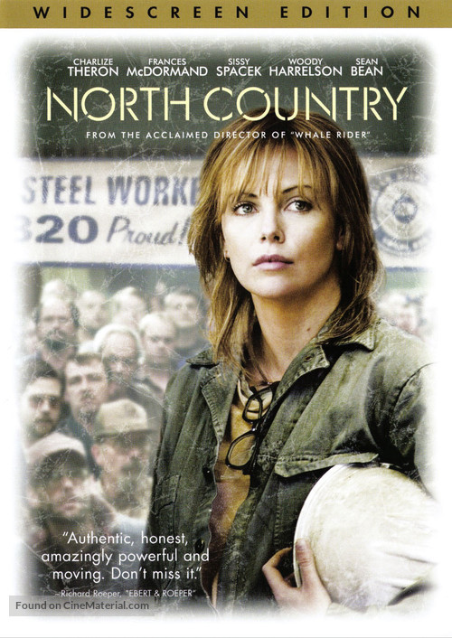 North Country - DVD movie cover
