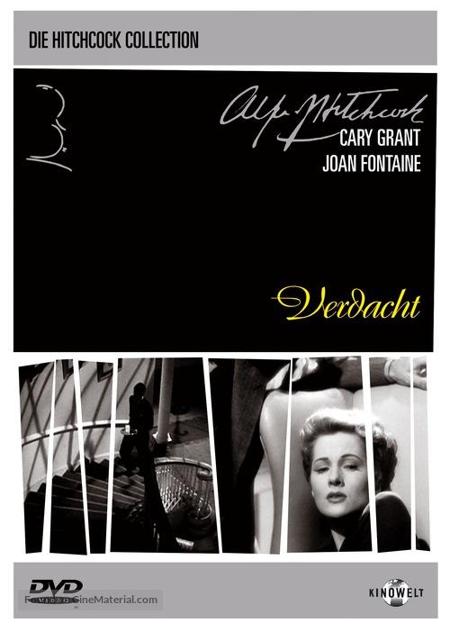 Suspicion - German DVD cover