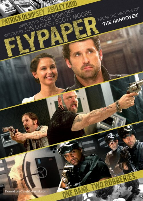 Flypaper - DVD movie cover