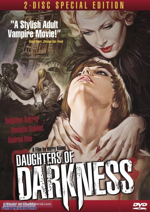 Les lèvres rouges - Movie Cover