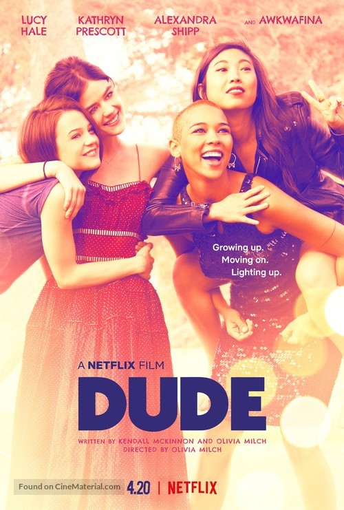 Dude - Movie Poster