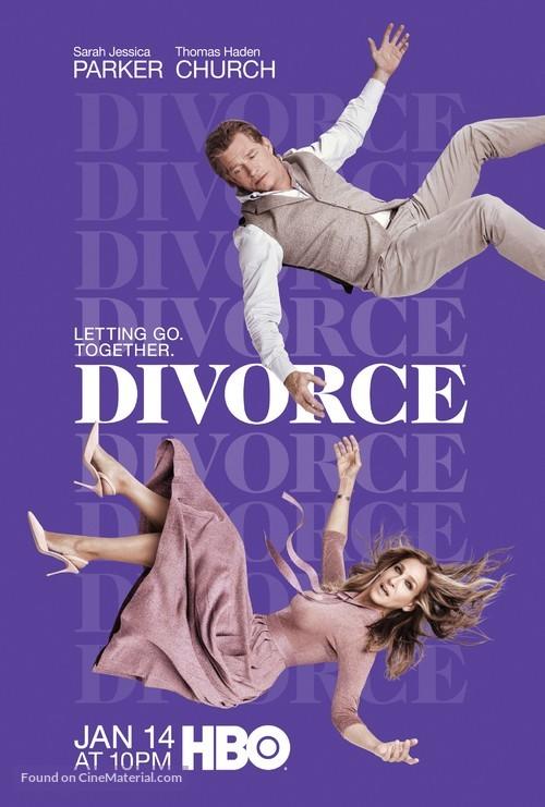 """""""Divorce"""" - Movie Poster"""
