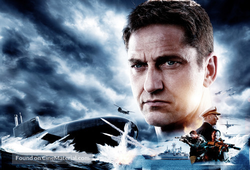 Hunter Killer - Key art