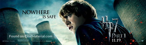 Harry Potter and the Deathly Hallows: Part I - Movie Poster
