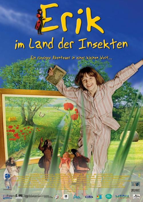 Erik Of Het Klein Insectenboek 2004 German Movie Poster