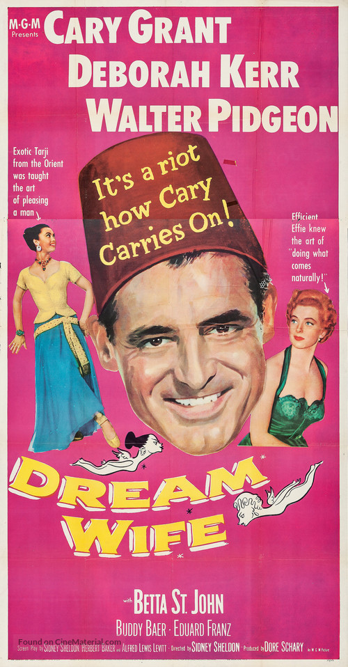 Dream Wife - Movie Poster