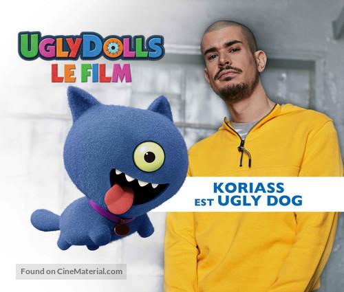 UglyDolls - Canadian Movie Poster