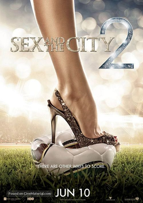Sex and the City 2 - Movie Poster