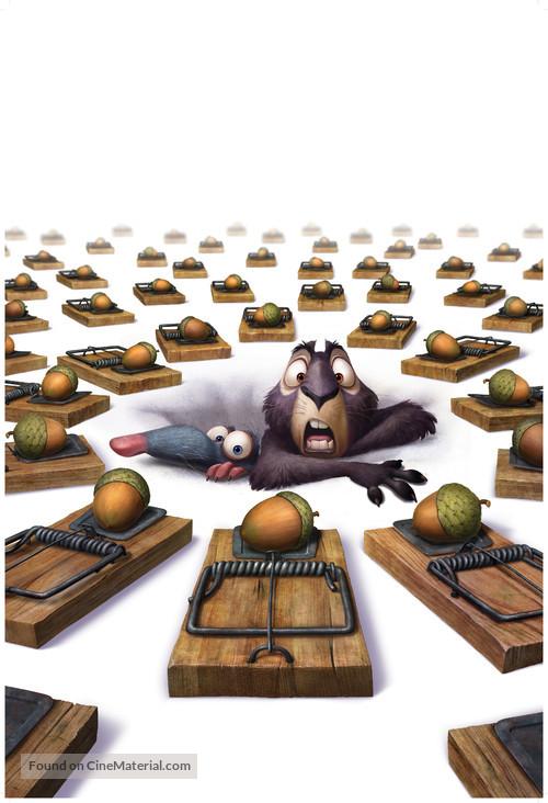The Nut Job - Key art