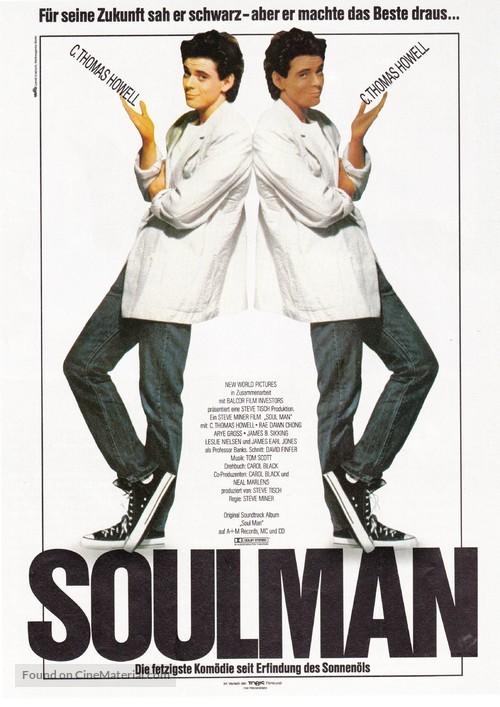 Image result for soul man poster