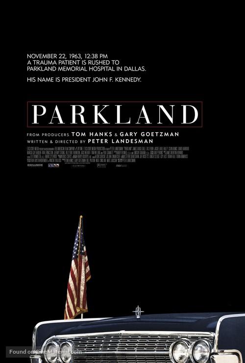 Parkland - Movie Poster