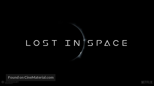 """Lost in Space"" - Logo"
