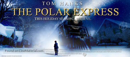 The Polar Express - Advance movie poster