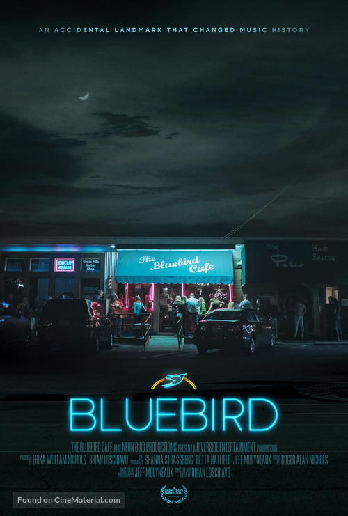 Bluebird - Movie Poster