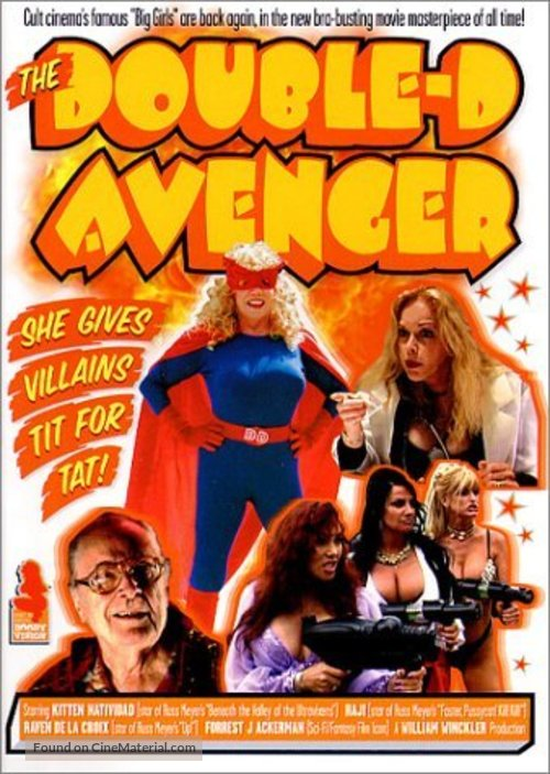 The Double-D Avenger - poster