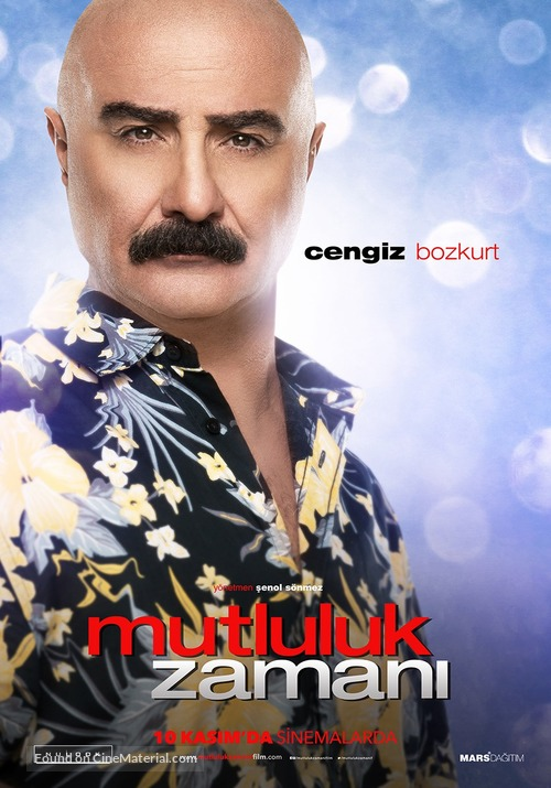 Mutluluk Zamani - Turkish Movie Poster